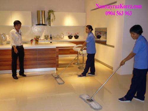 Chất tẩy rửa làm sạch khách sạn chuyên dụng nhập khẩu Hàn Quốc
