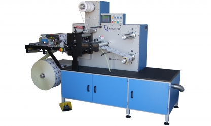Fusen Graphic Films Kft invests in Lemorau EBR 260 die-cutting to register machine