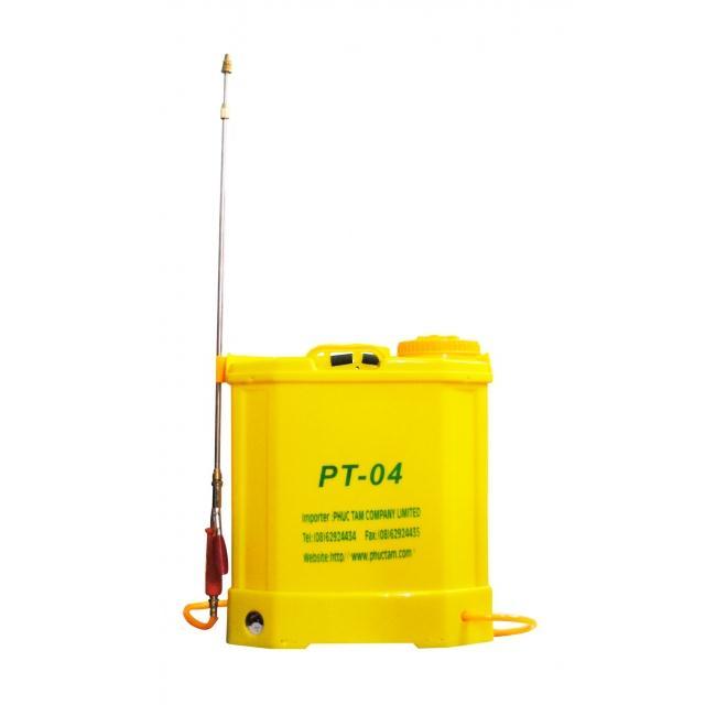Bình phun nước bằng điện / Bình phun nước tự động