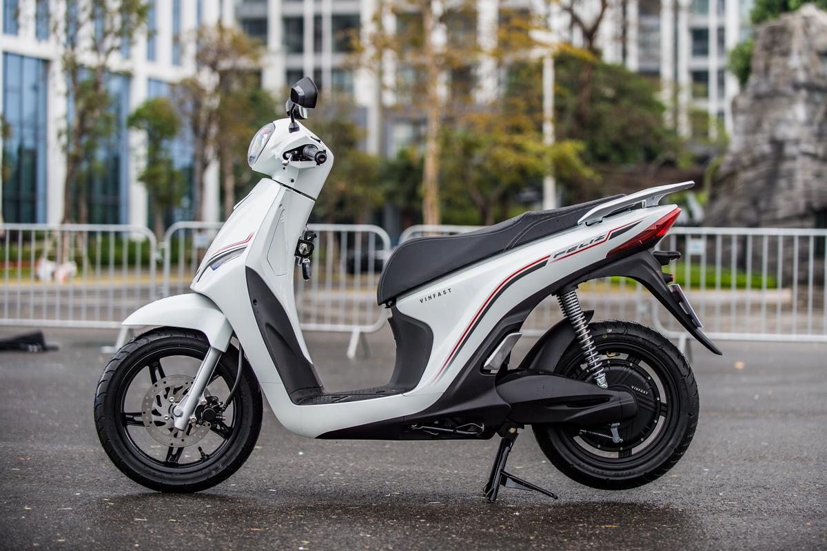 VinFast Feliz - xe máy điện  vừa miếng  cho khách Việt
