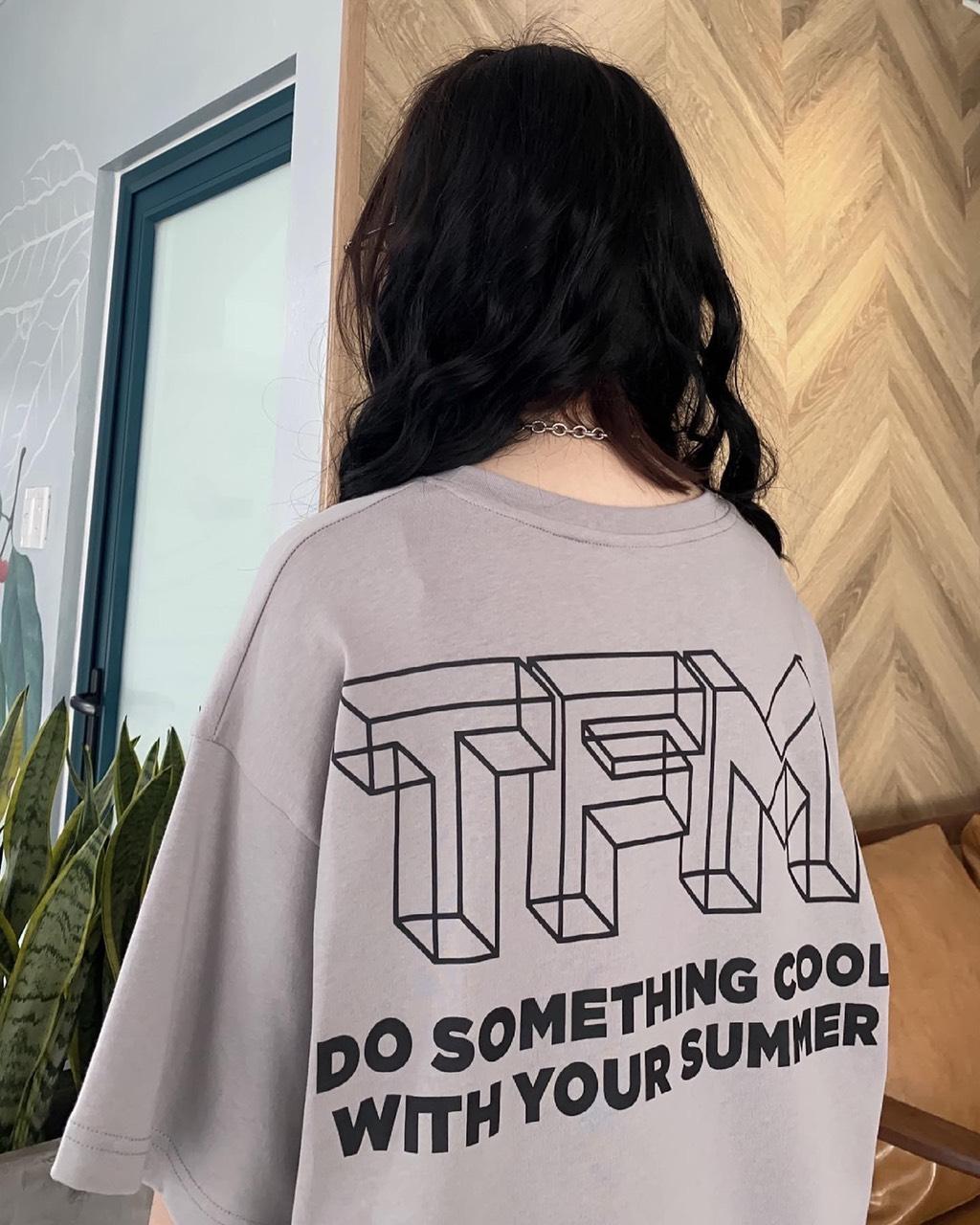 T-SHIRT TFM SUMMER
