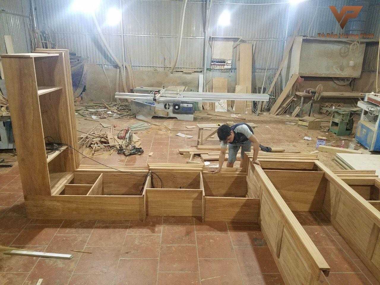 sản xuất đồ gỗ
