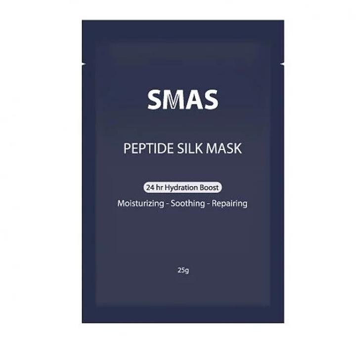 Mặt nạ dưỡng da và phục hồi Mặt  SMAS Peptide Silk Mask