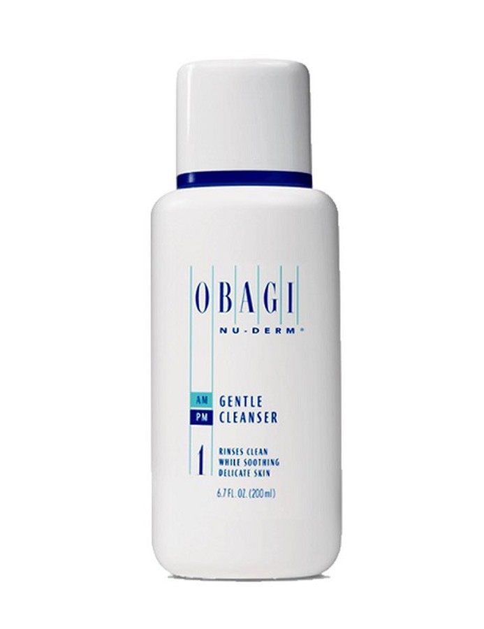 Sữa Rửa Mặt Obagi Nu-Derm Gentle Cleanser Số 1 Cho Da Khô