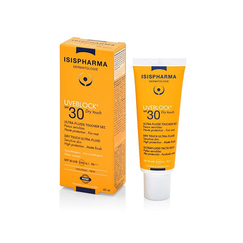 Kem chống nắng dành cho da nhờn - Isis Pharma UVEBLOCK SPF30 40ml
