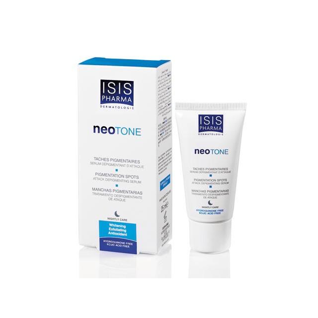 Gel rửa mặt trắng sáng da - Neotone Gel 150ml - Isis Pharma