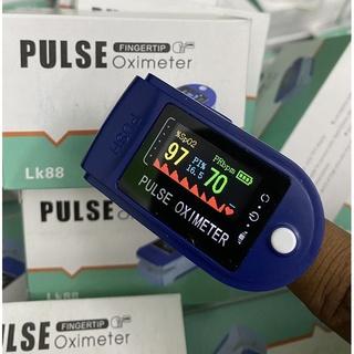 Máy SpO2 đo nồng độ oxy hòa tan trong máu - Hàng chính hãng