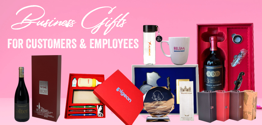 BUSINESS GIFTS FOR