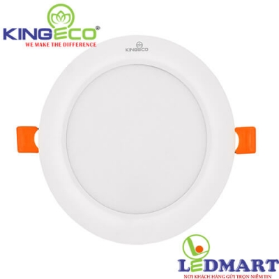 Đèn led âm trần 9w KingEco EC-DL-9-T140