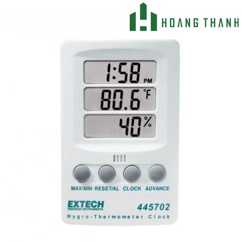 Máy đo nhiệt độ, độ ẩm môi trường Extech 445702