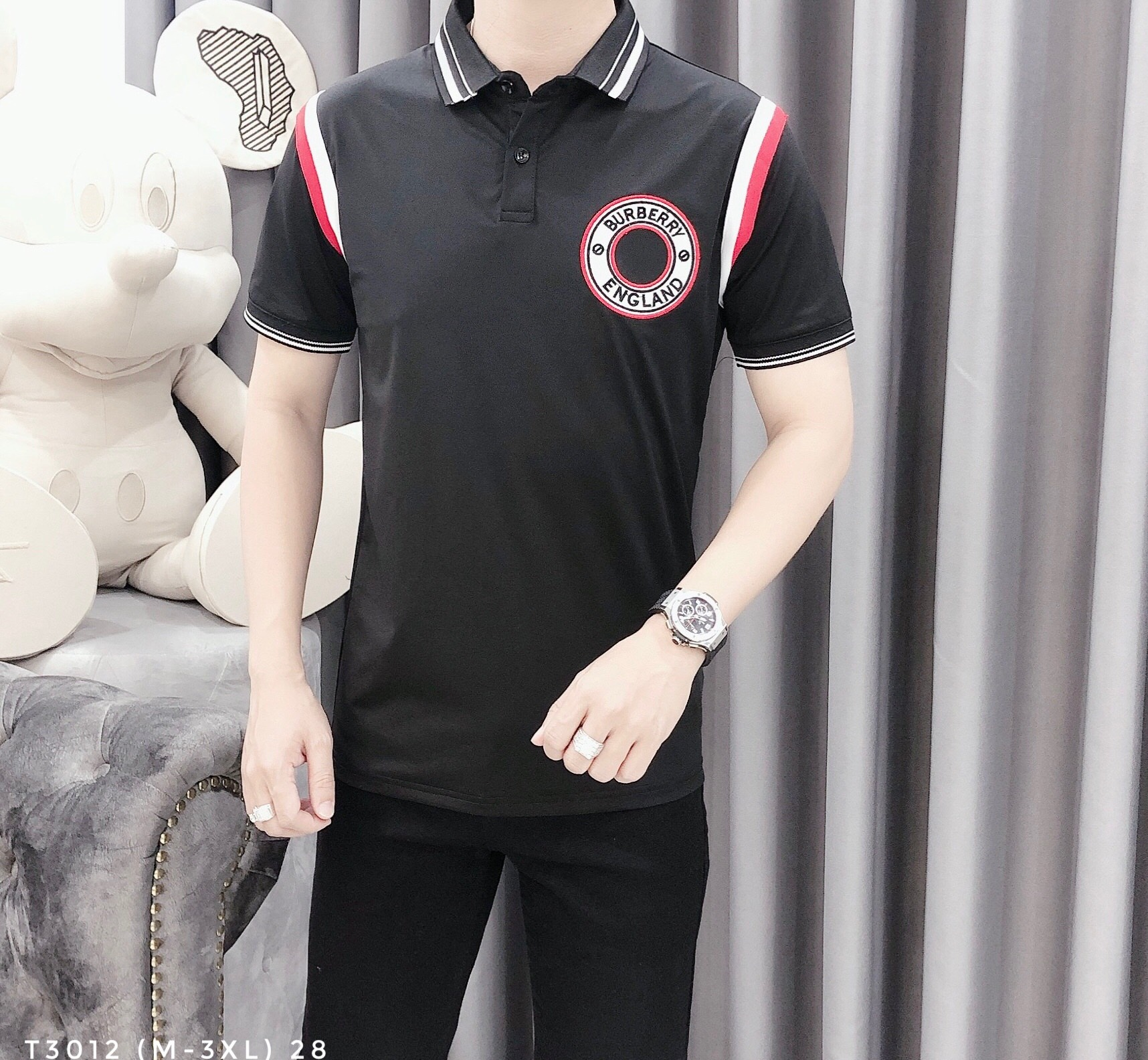 AT POLO T3012 (M - 3XL)