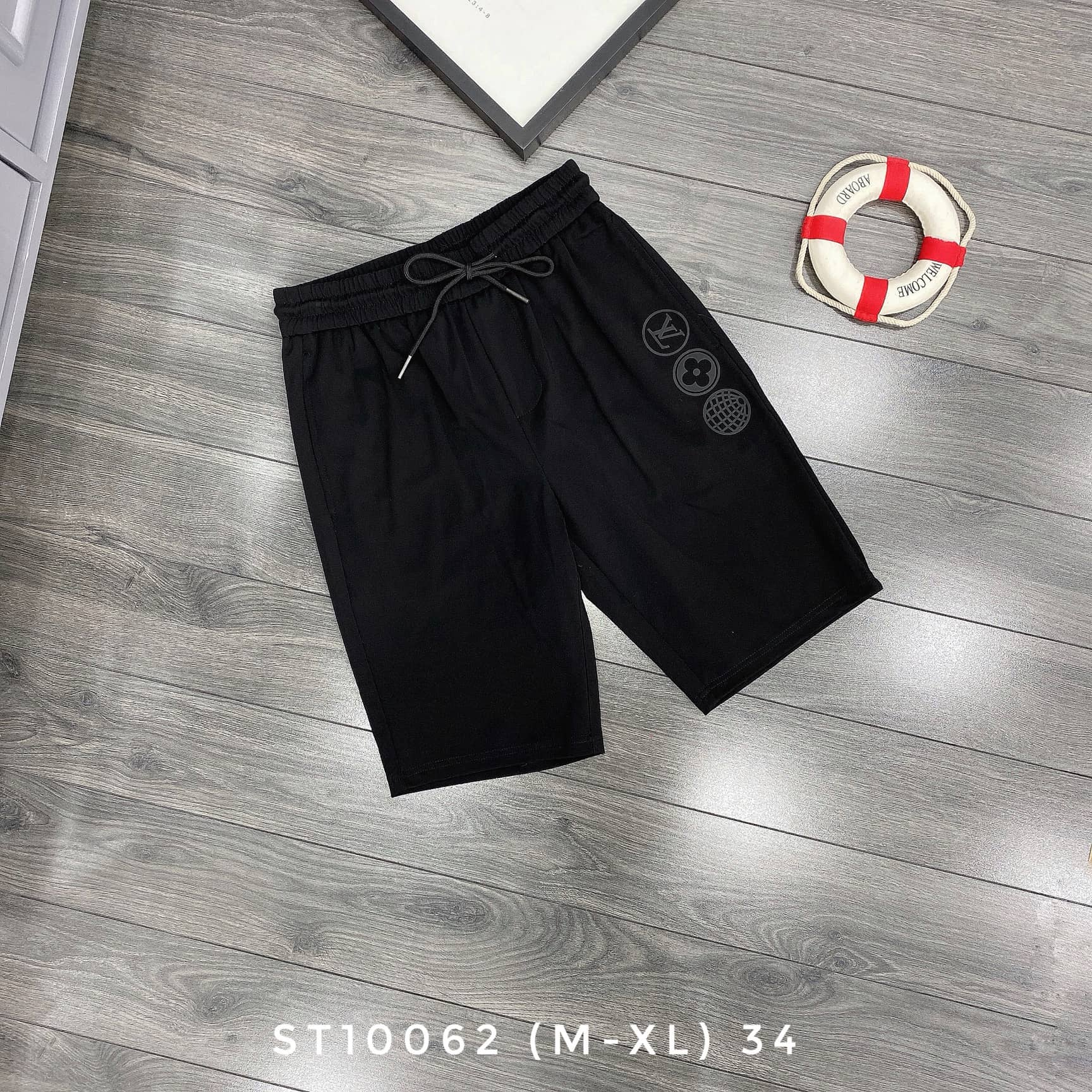 QUẦN SHORT THUN ST10062 (M-XL)