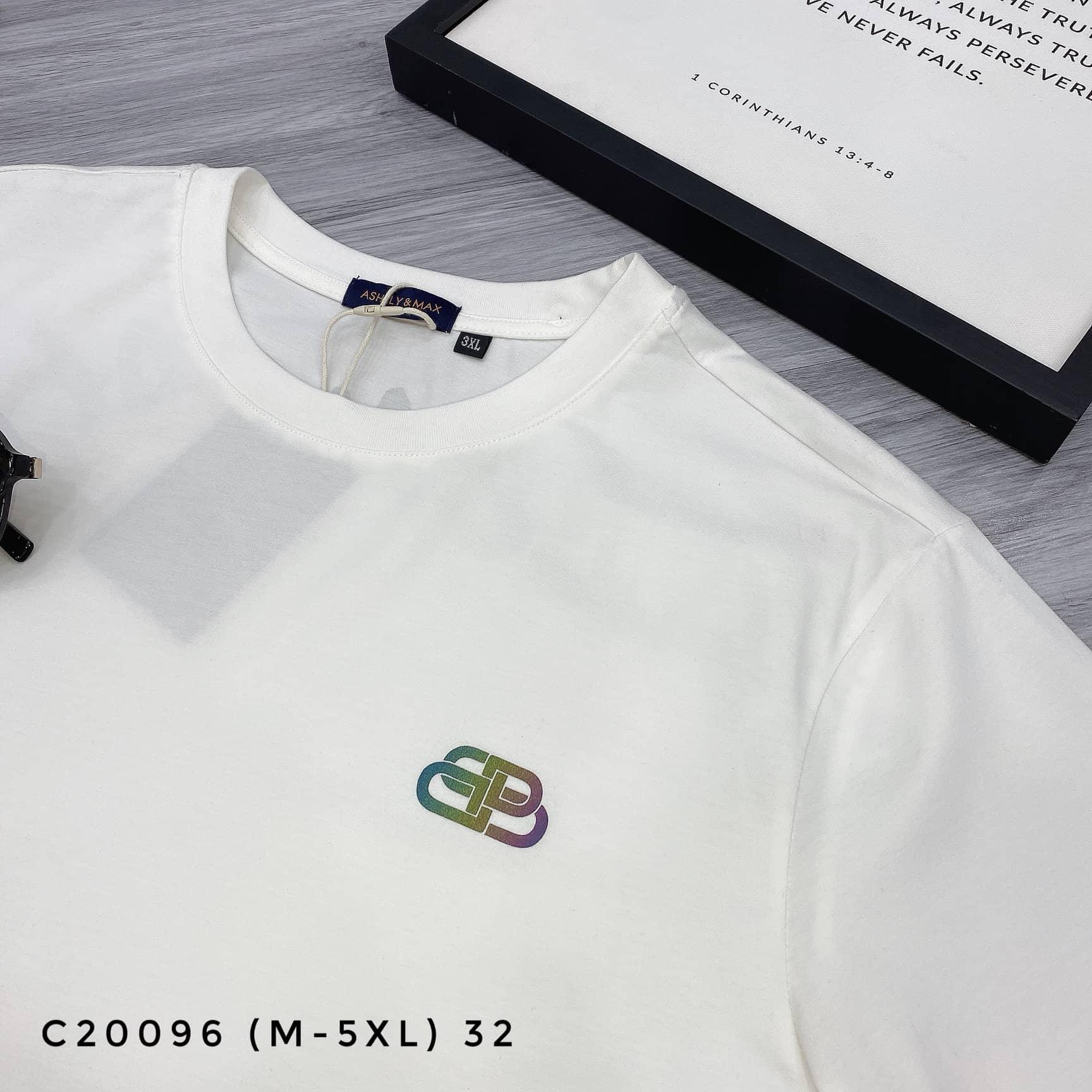 AT CỔ TRÒN C20096 (M-5XL)