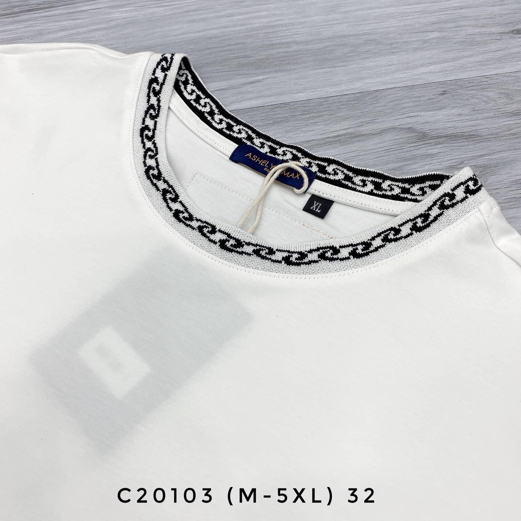 AT CỔ TRÒN C20103 (M-5XL)