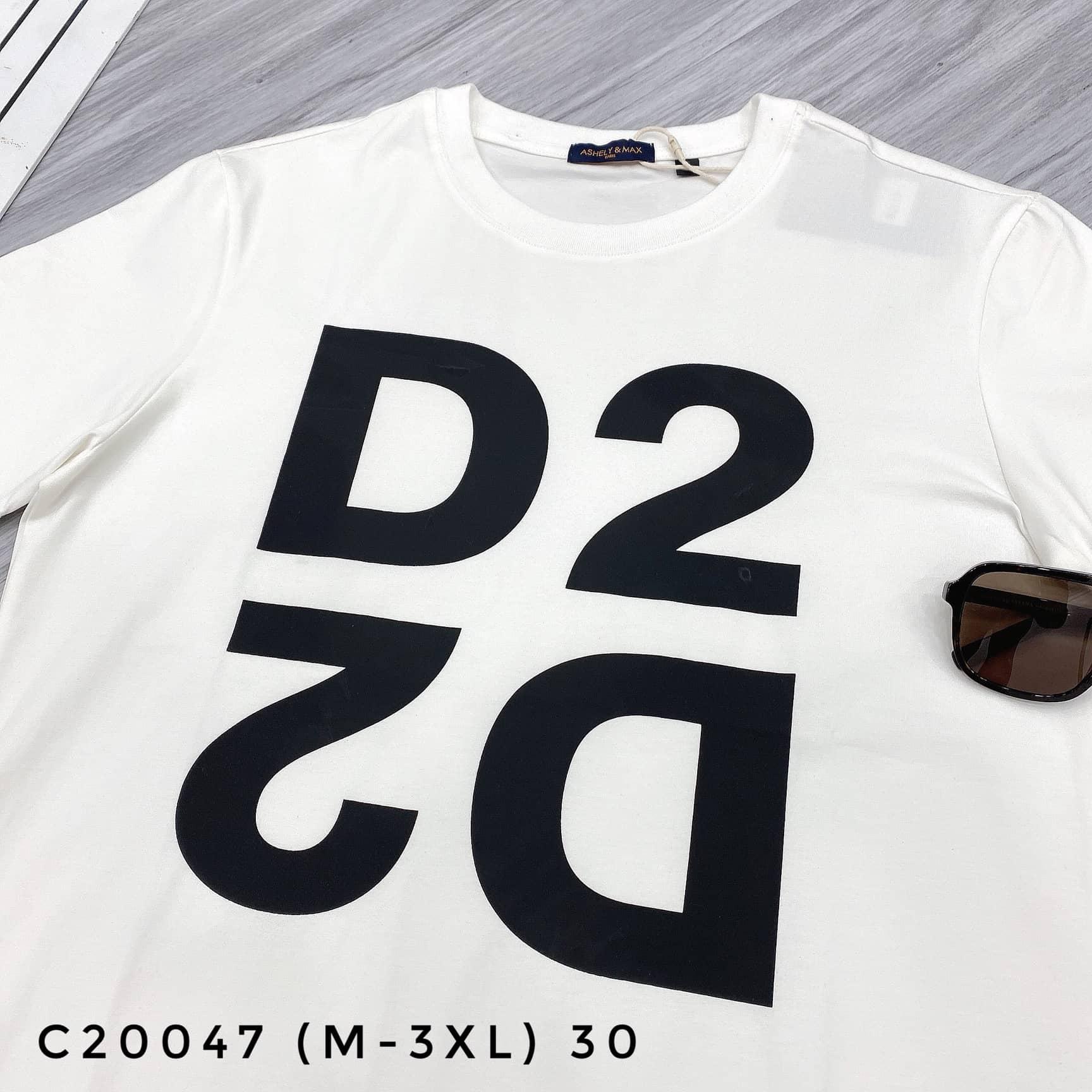 AT CỔ TRÒN C20047 (M-3XL)