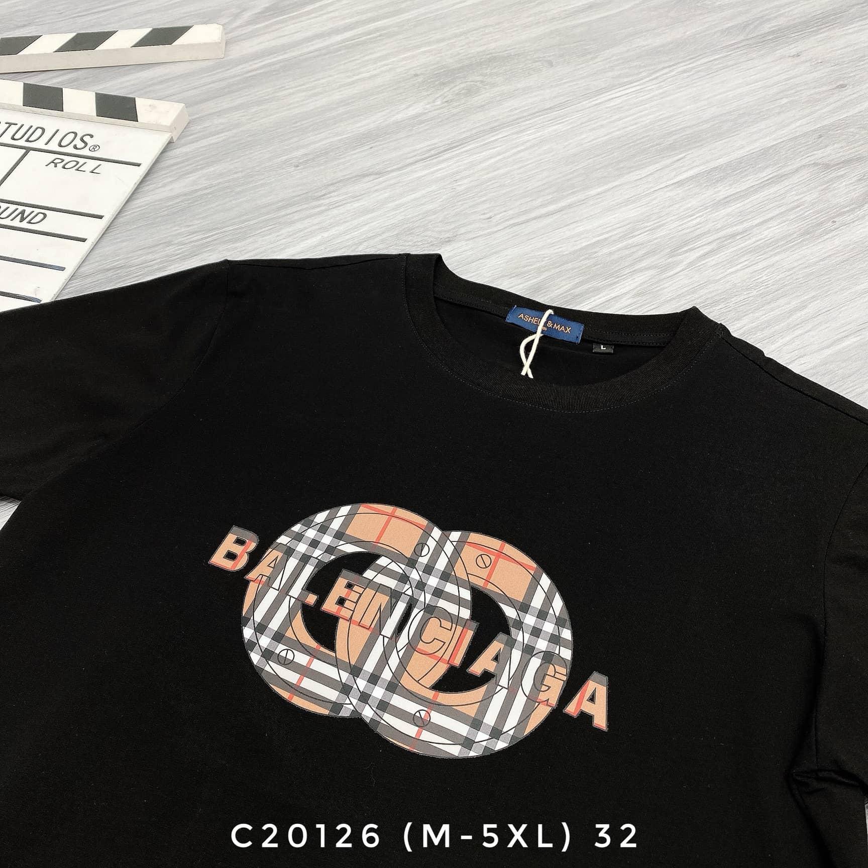 AT CỔ TRÒN C20126 (M-5XL)