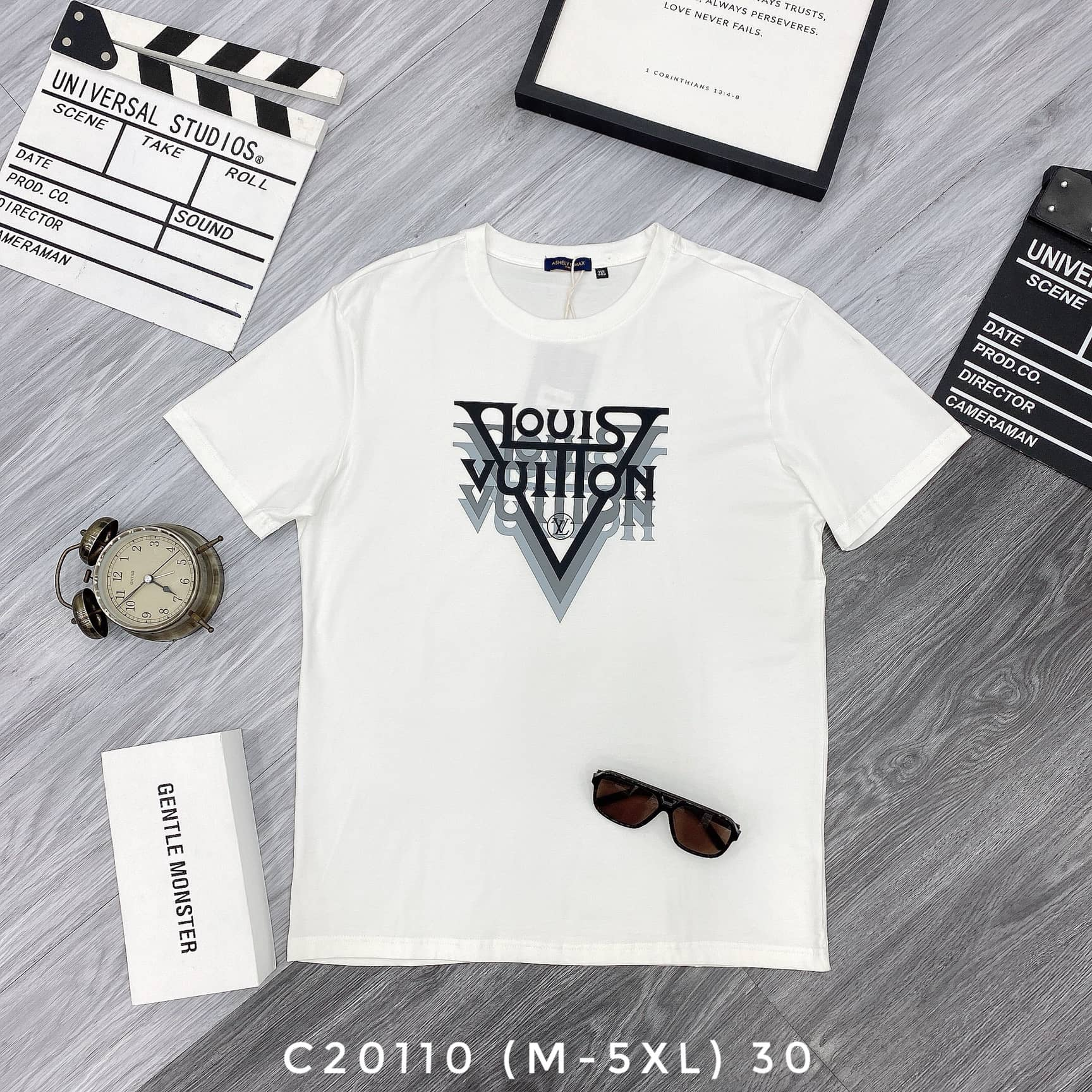AT CỔ TRÒN C20110 (M-5XL)