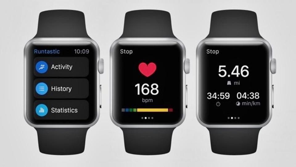 Những app chạy bộ tốt nhất cho Apple Watch