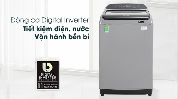 Máy giặt Samsung WA10T5260BY/SV - Digital Inverter