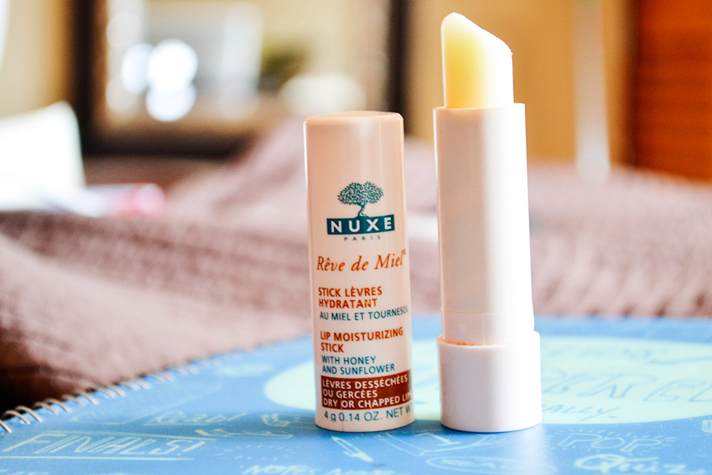 Review | Son dưỡng môi Nuxe Reve de Miel Lip Moisturizing Stick