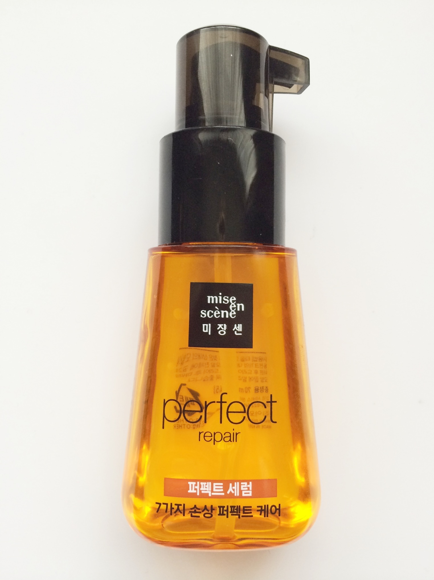 Review Tinh Chất Dưỡng Tóc Mise En Scene Damage Hair Care Perfect Serum
