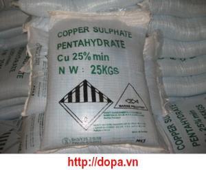 Đồng sunphat - CuSO4.5H2O