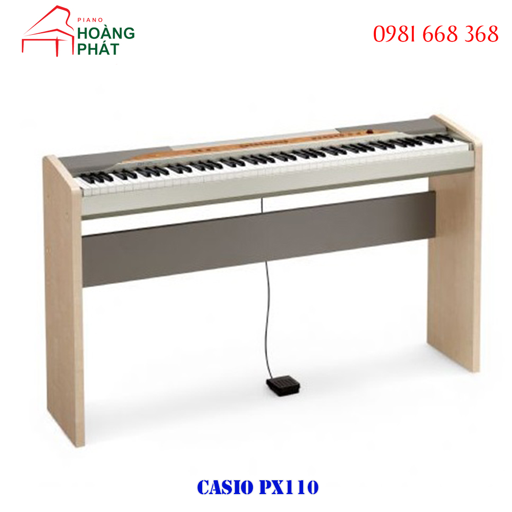 Piano điện CASIO PX110