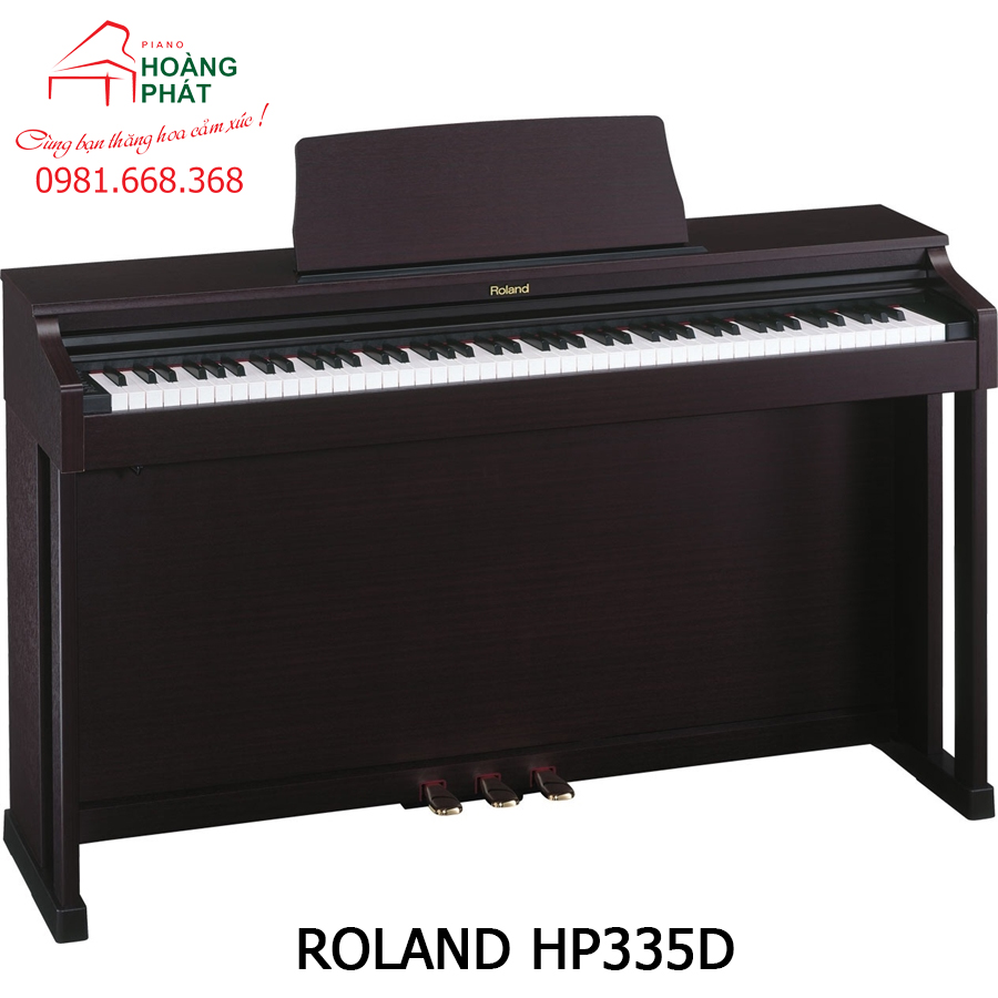 Piano điện ROLAND HP335D