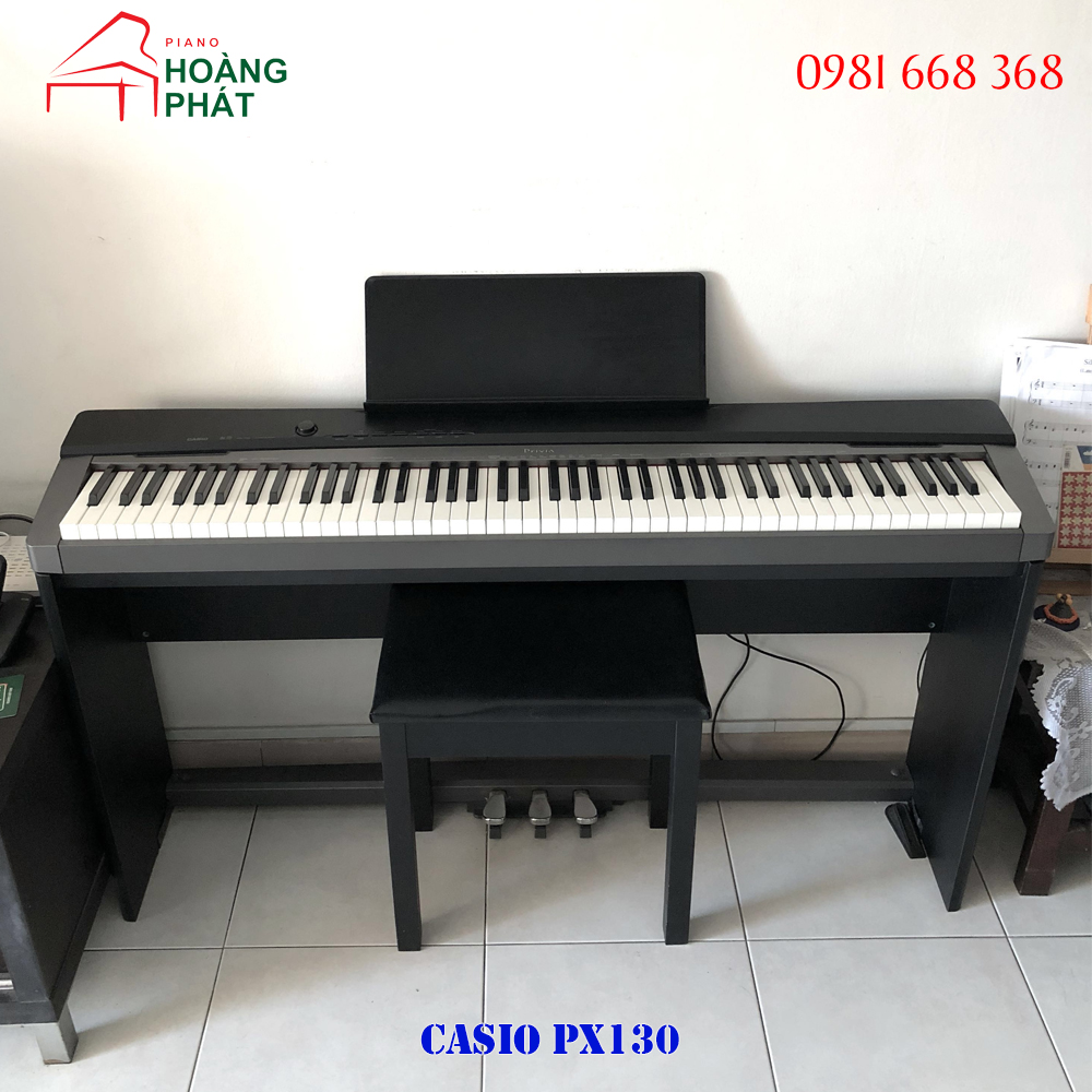 Piano điện CASIO PX130