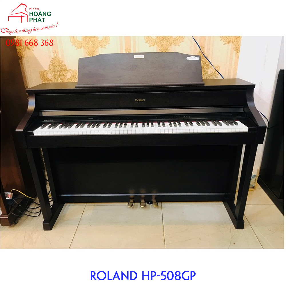 Piano điện ROLAND HP-508GP