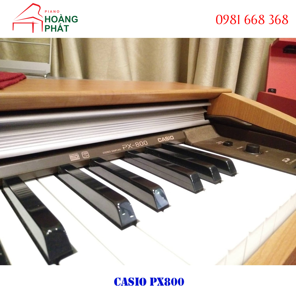 Piano điện CASIO PX800
