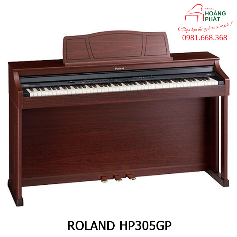 Piano điện ROLAND HP305GP
