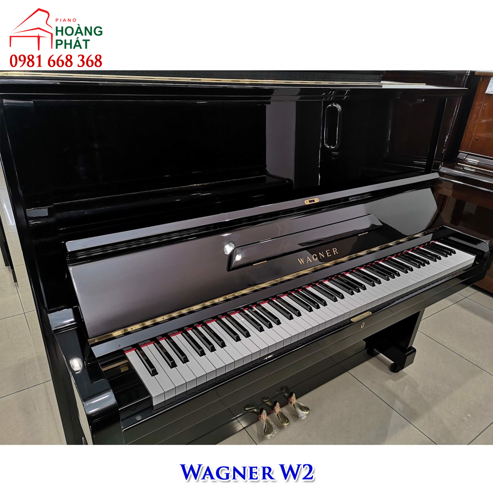 Piano cơ Wagner W2