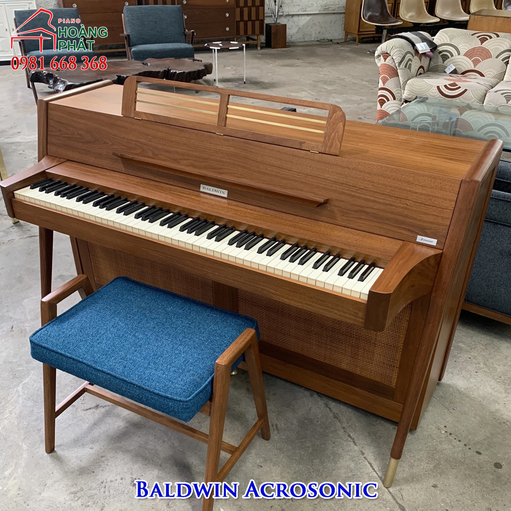 Piano cơ Baldwin Acrosonic