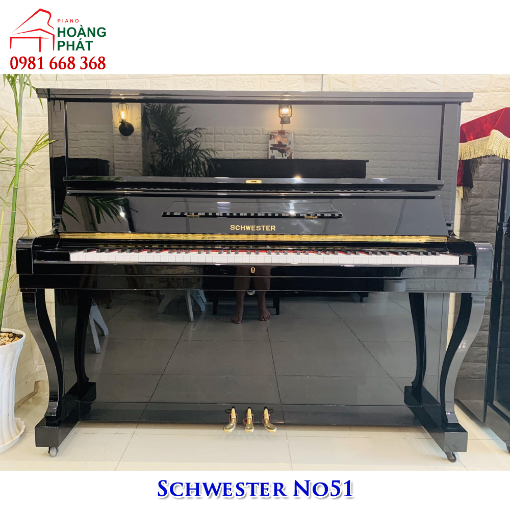 Piano cơ Schwester No51
