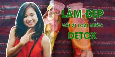 lam-dep-tai-nha-voi-21-loai-nuoc-detox