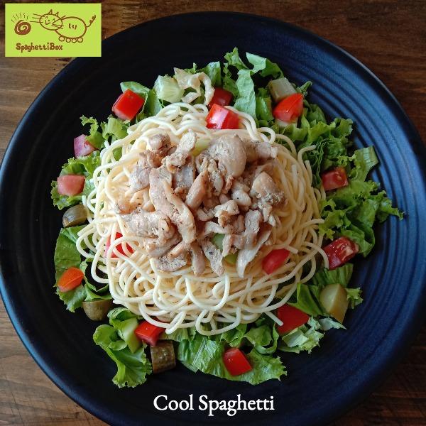 Cool Spaghetti