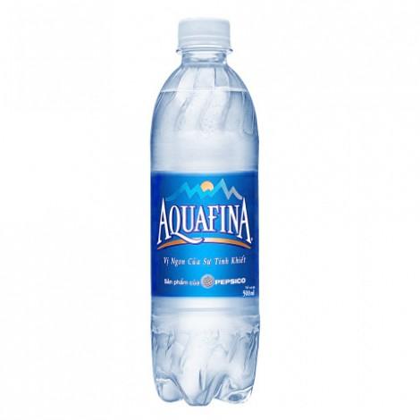 Aquafina chai