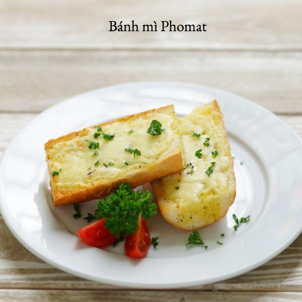 Bánh mỳ Phomat