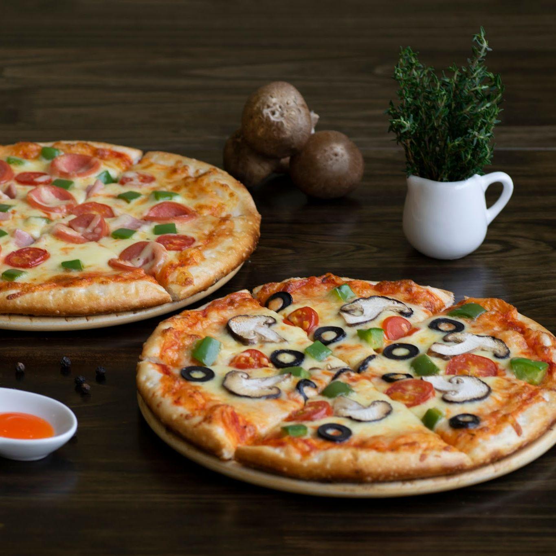 Pizza Mix 3 Nguyên liệu