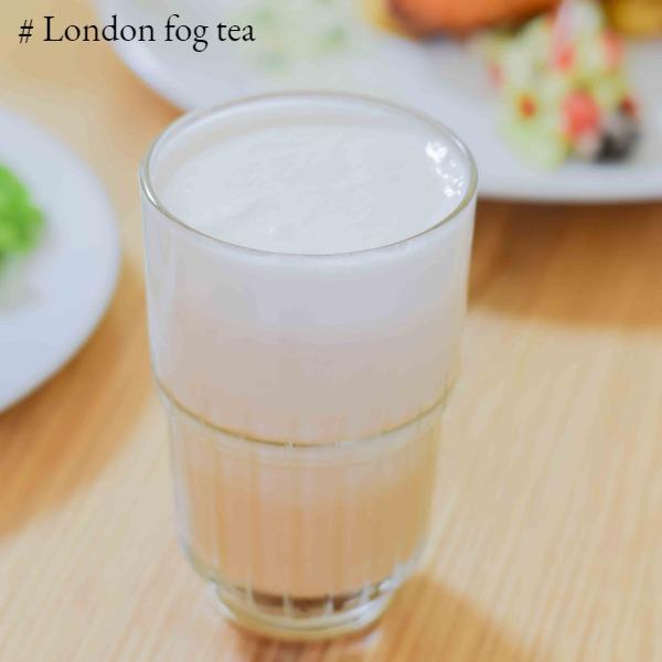 London Fog Tea