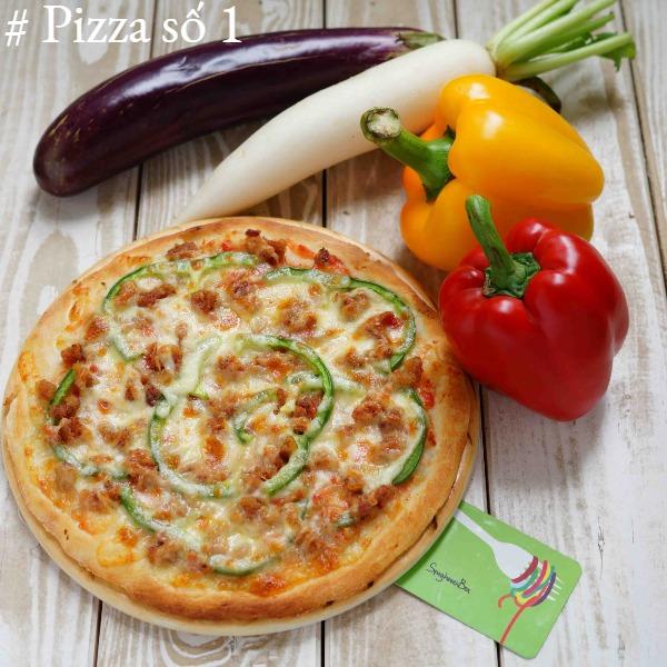 Pizza #1 - Classical