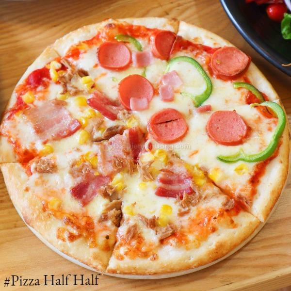 Pizza Half-Half
