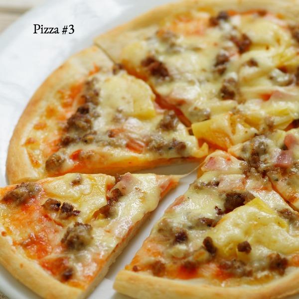Pizza #3 - Hawaiian