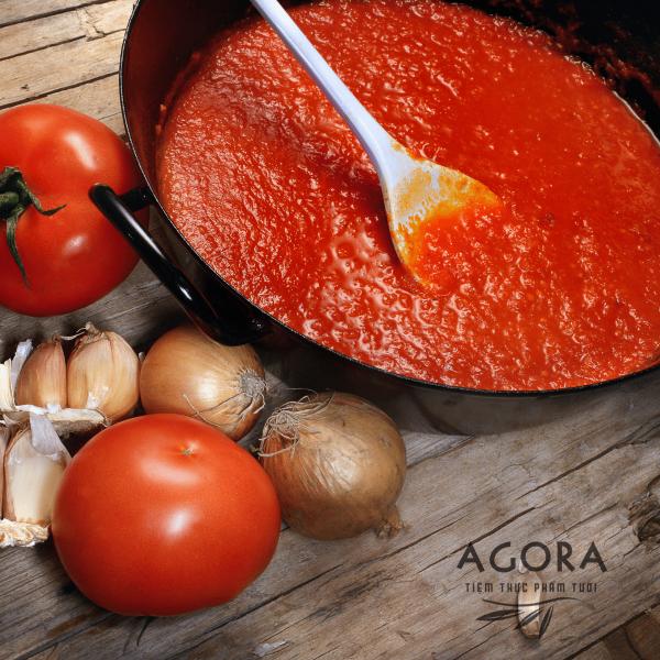 SỐT EAT-CLEAN CÀ CHUA ORIGINAL MARGHERITA / SPICY MARGHERITA