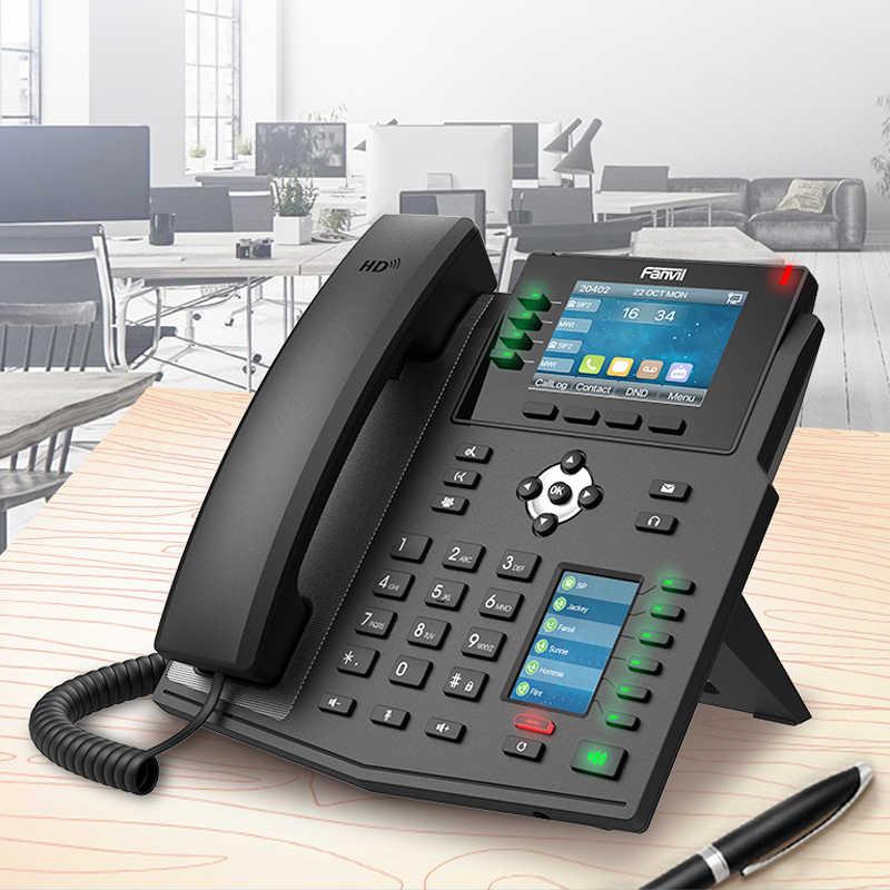Điện thoại IP Fanvil X5U