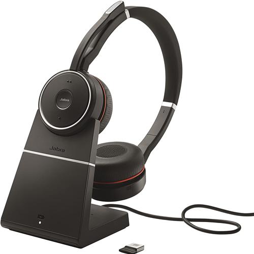 Tai nghe không dây Jabra evolve 75 UC stereo
