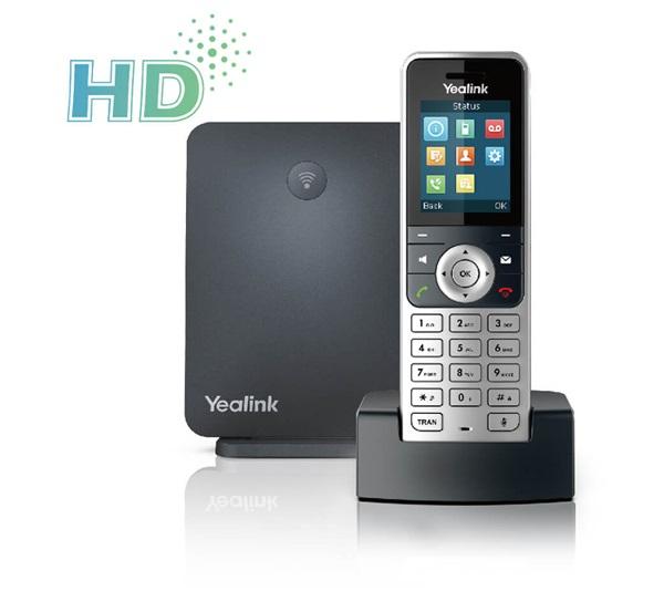 Điện thoại VoIP tay cầm Yealink W53P