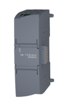 CANopen Master/Slave module for the SIMATIC® S7-1200 PLC - 021620-B