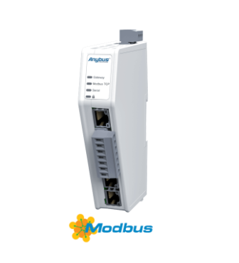 Anybus Communicator Modbus TCP - ABC3028